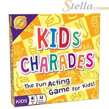 Cheatwell Games - KIDS Charades Act & Giggle Game
