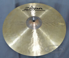 "Zildjian 16"" Sound Lab Prototype Crash Cymbal - 938 Grams"
