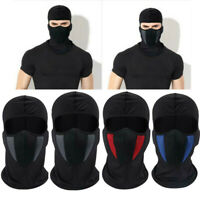 Winter Face Mask Warm Hat Balaclava Hood Cycling Tactical Sport Head Neck Cover