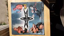 WCW 2001 Calendar(Extremely Rare)WWF