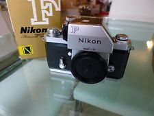"Nikon F Photomic FTn Body ""Apollo"" model, Boxed (number matching)"