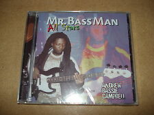 Andrew Bassie Campbell-M. Bass on all stars/CD/2004/OVP sealed le reggae