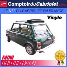 Capote Mini British Open cabriolet (1992 - 1997) - Toile Vinyle