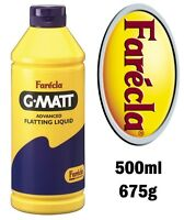 FARECLA 500ml Advanced G Matt Flatting Liquid 675g GMATT AGMATT-500