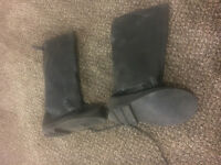 Unissued NOS deadstock WWII N1 sea boots overshoes size medium