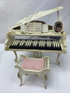 1964 Barbie Grand Piano & Music Box by Suzy Goose **Works**