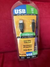 New sealed Belkin USB Extension Cable 3m  10 ft.