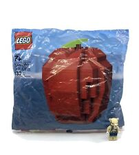 """Lego Store NYC Exclusive Large Polybag """"The Brick Apple"""" Sealed #3300000 2010"""
