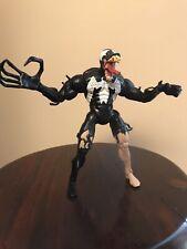 Marvel Legends Transforming Venom Eddie Brock Figure 2001 7.5? Toybiz