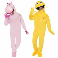 Official Rainbow Zippy George TV Show 70s 80s 90s Characters Fancy Dress Costume