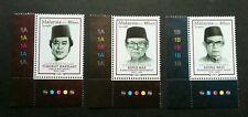 *FREE SHIP Malaysia National Laureates 2016 Literacy Academic (stamp plate MNH