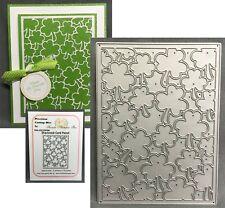 St. Patrick's Day Metal Die Cut Shamrock Card Panel Cutting Dies Frantic Stamper