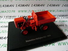 Tracteur 1/43 universal Hobbies n° 80 Bénétullière Multiplex 412 1954