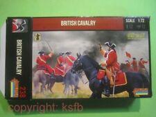 NEU 1:72 Strelets # 238 Spanien Erbfolgekrieg Briten Kavallerie British Cavalry