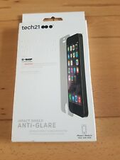 Tech21 Impact Shield Anti Glare Screen Protector For iPhone  5 5s