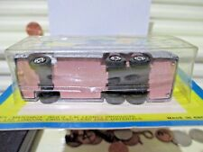 Lesney Matchbox MB66A 1970 GREYHOUND BUS with PINK BASE New Mint in Bubble Pack