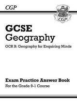 New Grade 9-1 GCSE Geography OCR B: Geography for Enquiring M by CGP Books New