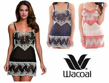 Wacoal Embrace Lace Chemise Nightdress 814191 New Womens Nightwear