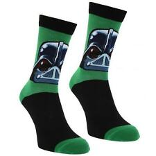 Angry Birds Star Wars Childrens/Kids Socks 1 Pack UK 4-6.5 Darth Vader