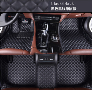 FOR LIncoln 1995-2022 Luxury Waterproof Front & Rear Liner Custom car mats