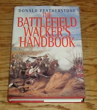 The Battlefield Walker's Handbook HC/DJ 1st Edition Book Donald Featherstone