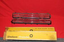1969 Wildcat Tail Light Bezels NOS