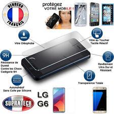 Protection Ecran Verre Trempé Contre les Chocs pour LG G6