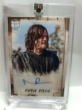 2018 TOPPS THE WALKING DEAD Norman Reedus as Daryl Dixon 30/90