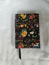 Vera Bradley Paperback Book Cover Retired Pattern