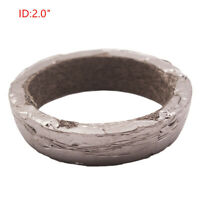 """Stainless steel 2.0"""" Exhaust Donut Collector Gasket universal fit JDM Acura"""