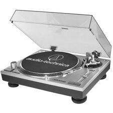 Audio Technica At-lp120usbhc USB Turntable Deck Vinyl - Mp3 Record Player Stylus