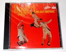 The Isley Brothers Shout R&B Funk Soul CD New Sealed