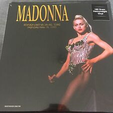 MADONNA 'BLOND AMBITION TOUR REUNION ARENA LIVE 1990' 2x VINYL 180 GRAM LP - NEW
