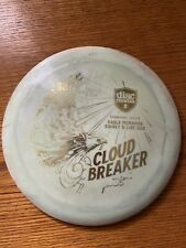 Discmania Cloud Breaker Dd3 Used Blue Stamp