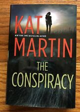 The Conspiracy by Kat Martin 2019 Hardback Book