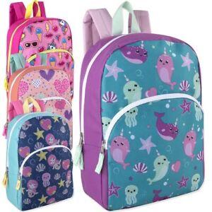 Trailmaker Girls Toddler Character Backpack