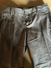 Gap Women's Trouser Pants 6 Straight Fit Gap Stretch Boot Cut Hardly Worn EUC