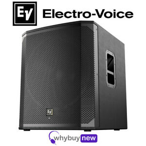 "Electro Voice ELX200 18SP 18"" Active Powered DJ PA Stage Band Subwoofer"