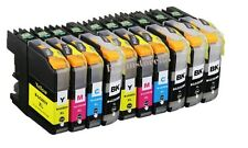 10PacK New LC-203XL LC203 Ink Cartridges For Brother MFC-J4620DW MFC-J4420DW