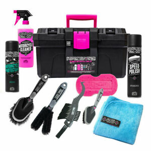 Muc-Off Ultimate Motorcycle Motorbike Cleaning Kit - M285