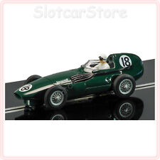 Scalextric C3404A Legends Vanwall VW 1/56 Gonzales No.18 1956 Limited 1:32 Auto