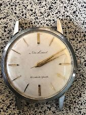 Vintage SEIKO mechanical watch [Seiko Laurel] 17 Jewels Diashock Not Working