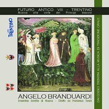 Branduardi.Angelo - Futuro Antico VIII-Trentino [New CD] Italy - Import