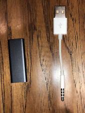 Apple iPod shuffle 3rd Generation Black (4 GB)