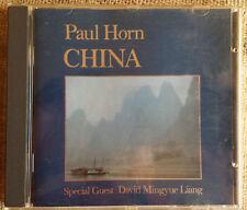 Paul Horn – China - - CD Label: Kuckuck 