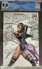 Uncanny X-Men #510 Partial Sketch Variant CGC 9.0 2012689001. EXTREMELY RARE!!!!