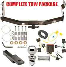 """2008-12 FORD ESCAPE COMPLETE TRAILER HITCH PACKAGE ~ CLASS 2 1-1/4"""" TOW RECEIVER"""