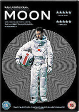 Moon (DVD, 2009) sam rockwell, kevin spacey,dominique mcelligott, rosie shaw