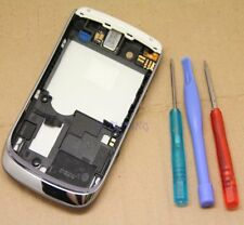 OEM COQUE REMPLACEMENT ARRIERE CHASSIS POUR BLACKBERRY TORCH 9800 BLANC + OUTILS