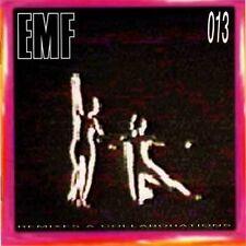 EMF 013 Remixes & Collaborations JAPAN CD ORBITAL 12TRX